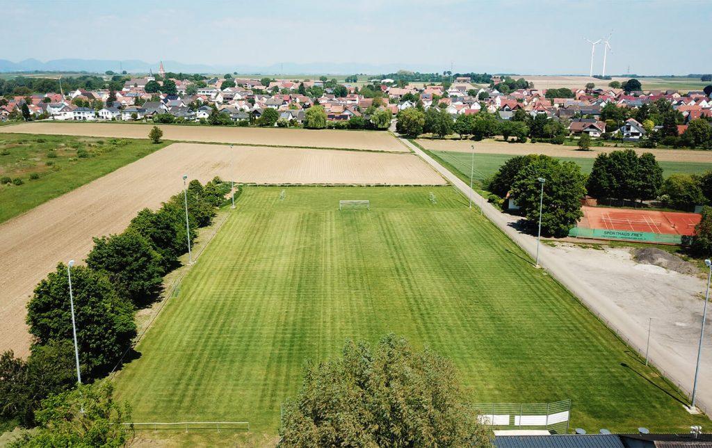 SVM Sportplatz