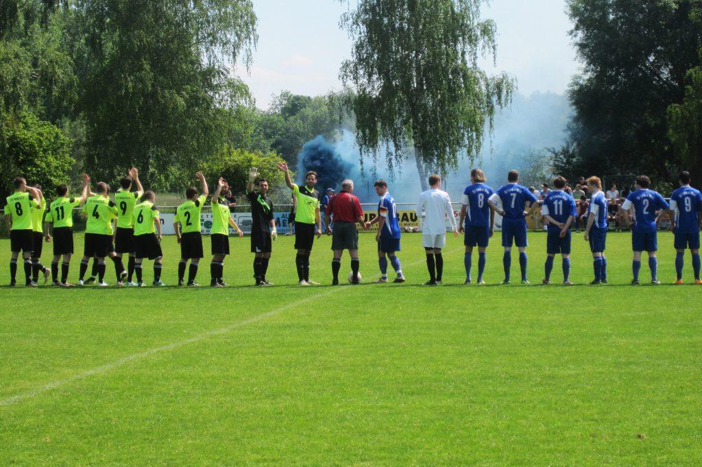 Aufstieg B-Klasse 2014