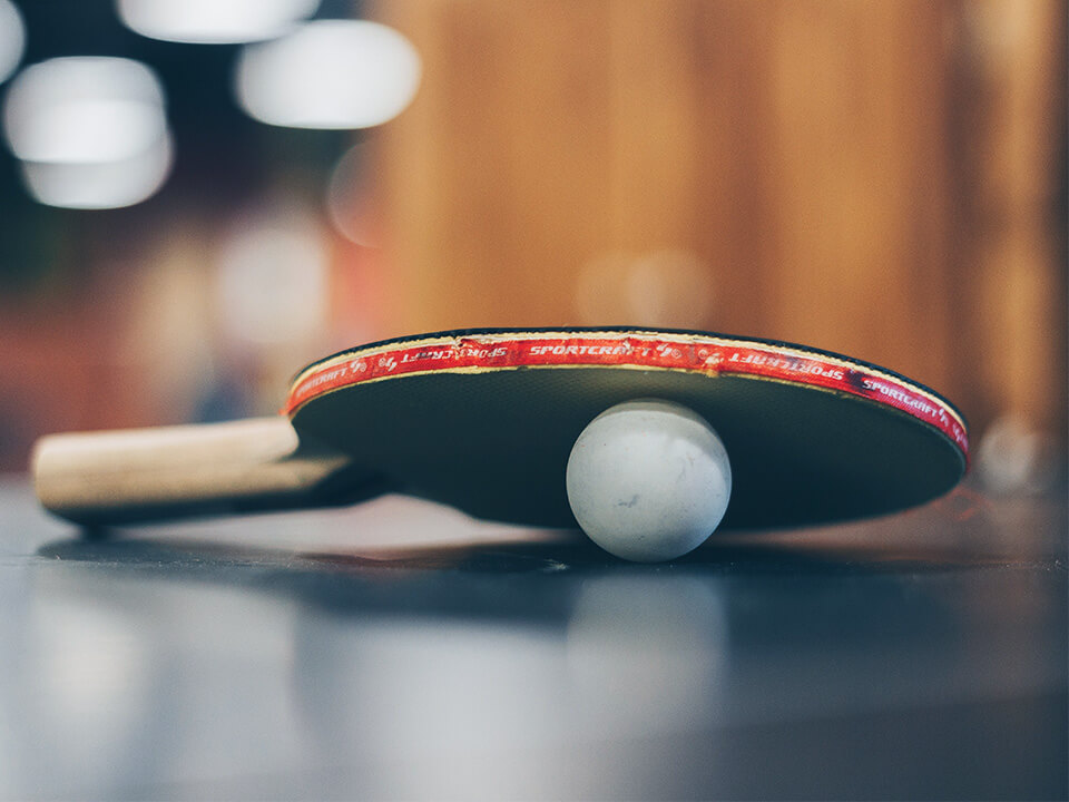 Lust auf Tischtennis?